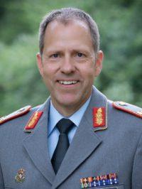 Kommandeur der Logistikschule der Bundeswehr - Brigadegeneral Boris Nannt